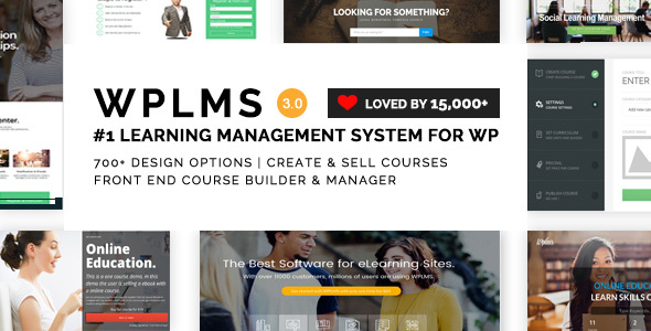 WPLMS v4.098 Nulled – Learning Management System for WordPress, Education Theme
