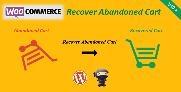 WooCommerce Recover Abandoned Cart v22.9 Nulled