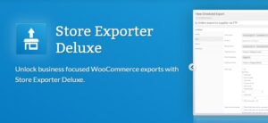 WooCommerce Store Exporter Deluxe v5.0 Nulled