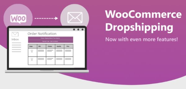 WooCommerce Dropshipping v3.8 Nulled