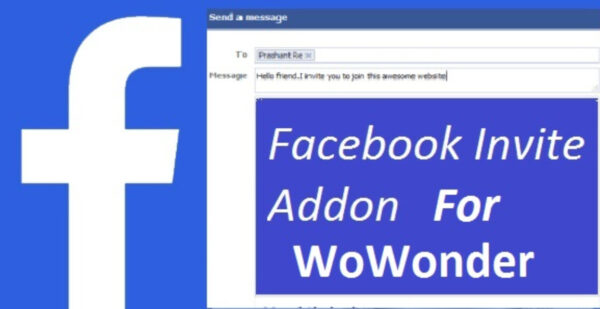 Facebook Invite Addon For WoWonder8/30/21 Nulled