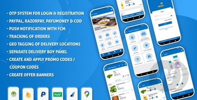 eCart v3.0.1 Nulled (Android Ecommerce Application)