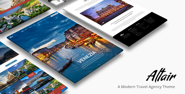 Altair Theme v5.2 Nulled