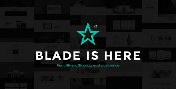Blade Theme v3.3.6 Nulled