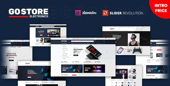 GoStore Theme v1.0.5 Nulled