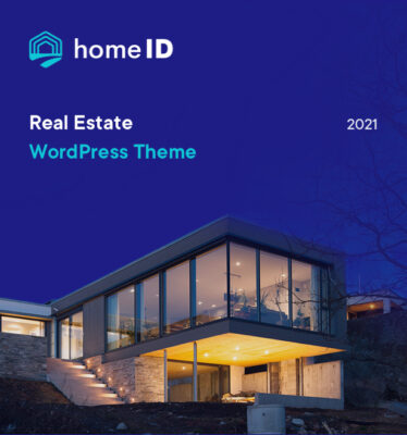 HomeID Theme v1.3.5 Nulled