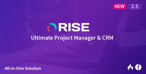 RISE v2.10 Nulled (Ultimate Project Manager)