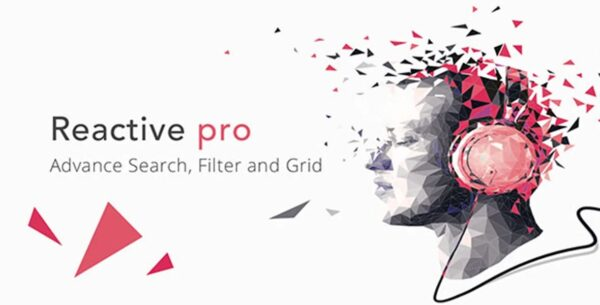 Reactive Search Pro v4.0.11 Nulled (Advanced WordPress Search Filter Map & Grid)