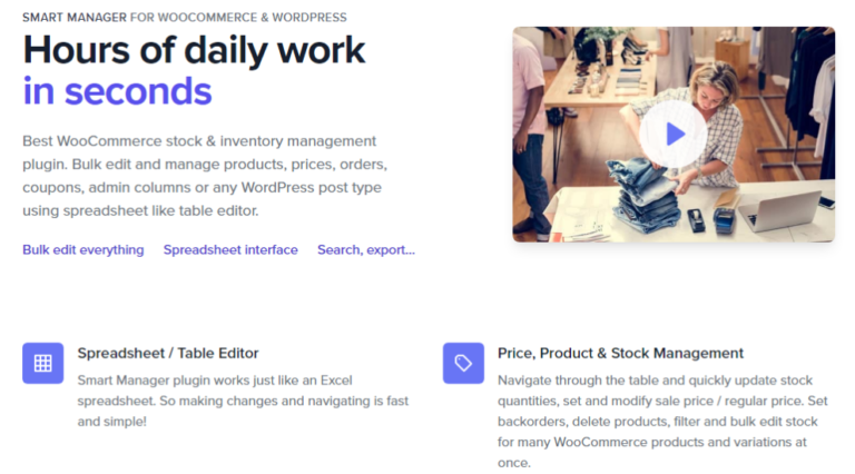 StoreApps Smart Manager v5.25.1 Nulled (Manage Your WooCommerce Store 10x Faster)