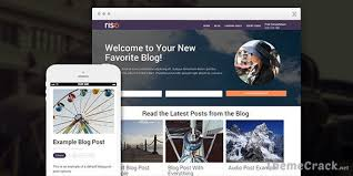 Thrive Rise Theme v2.8 Nulled