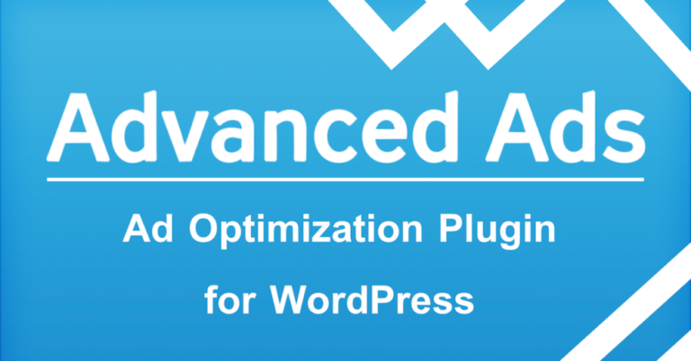 Advanced Ads v1.3.2 Nulled (Selling Ads)
