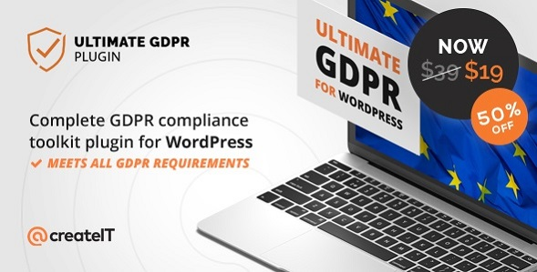 Ultimate WP GDPR v3.2 Nulled (Compliance Toolkit for WordPress)