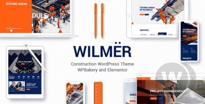 Wilmër Theme v2.6.3 Nulled
