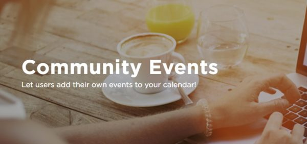 The Events Calendar v4.8.9 Nulled (Pro Community Events Addon)