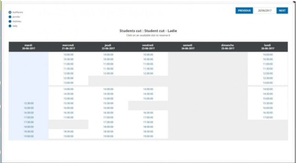 Booking Services module v2.1.5 Nulled (reservation and customized schedule)