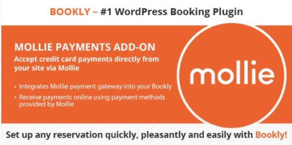 Bookly Mollie v2.8 Nulled