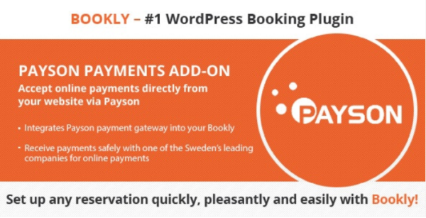Bookly Payson v2.8 Nulled
