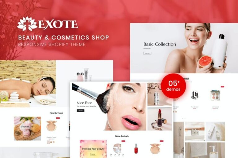 Exote Theme v1.0.1 Nulled