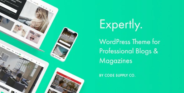 Expertly Theme v1.8.1 Nulled