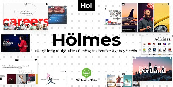 Holmes Theme v1.3.3 Nulled