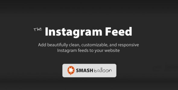 Instagram Feed Pro v5.12.5 Nulled (By Smash Balloon)
