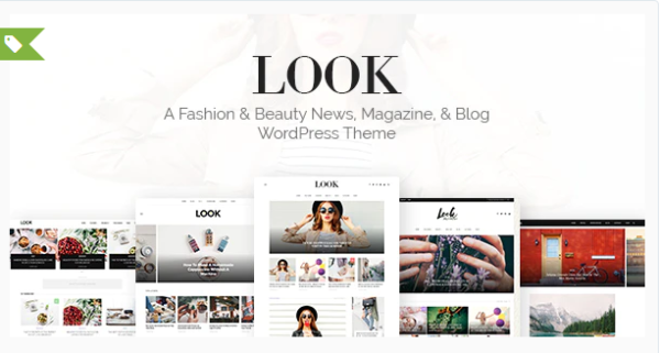 Look Theme v5.6.1 Nulled