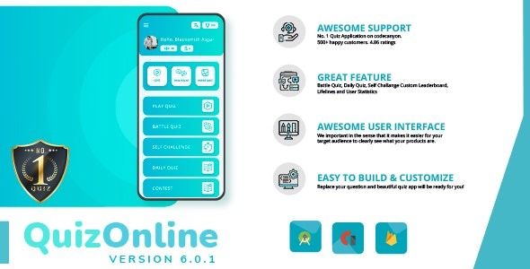 Quiz Online v7.0.3 Nulled (Android)