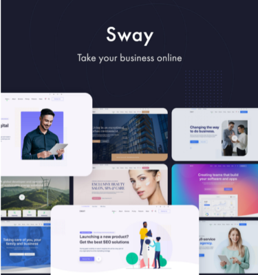 Sway Theme v2.1 Nulled