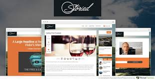 Thrive Storied Theme v2.9 Nulled