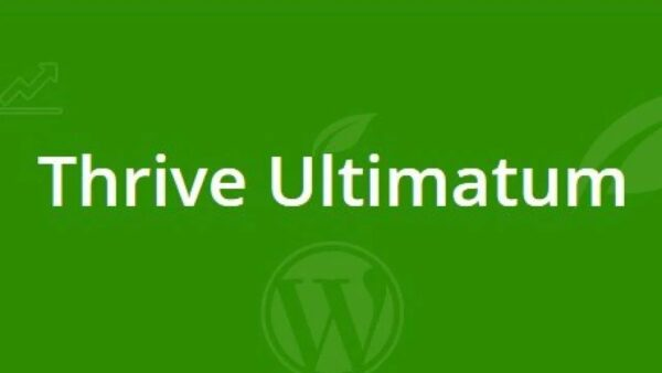 Thrive Themes Ultimatum v3.1.4 Nulled