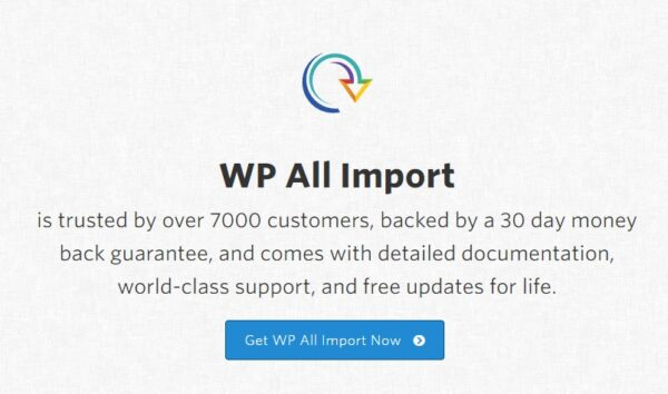 WP All Import Pro v4.7.1 Nulled (WooCommerce and ACF Addons Beta 1.5)