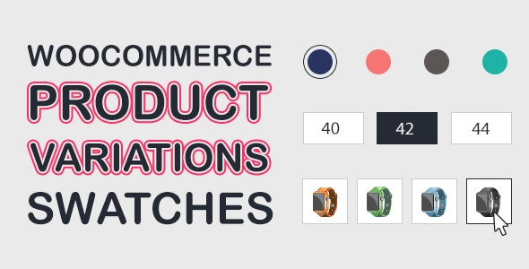WooCommerce Product Variations Swatches v1.0.3.3 Nulled
