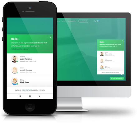 WhatsApp Chat v2.5.8 Nulled (Pro By QuadLayers)