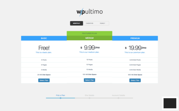WP Ultimo v2.0.1 Nulled (Beta 15)